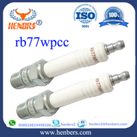 industrial machinery parts natural gas engine spark plug for rb77wpcc