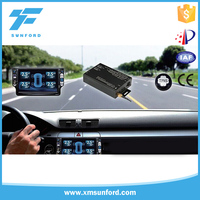 China import real time car internal and external sensor high definition display tpms