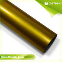 Hot Sale Glossy Metallic peelable paint spray film for Color Change