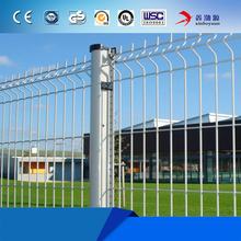 Wholesale cheap hot dipped galvanized wire fencing panels