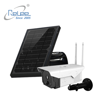 New arriving Solar battery powered weatherproof long range wireless cctv camera