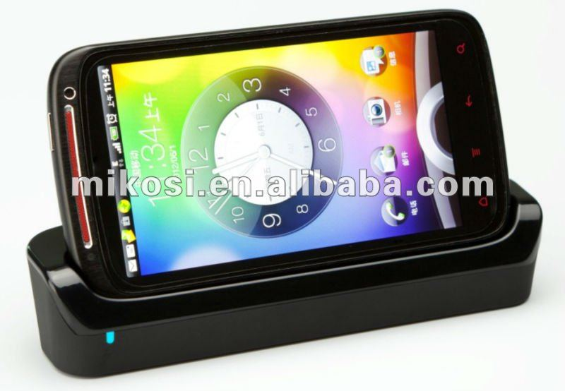 Docking Station USB Cradle for htc Sensation XE with Data Hotsync Function