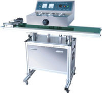 LGYF-2000B Floor Type Automatic Induction Sealer for cap diameter 20-130mm