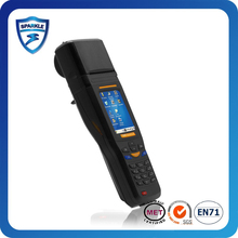 Handheld Ergonomic 3G WiFi Bluetooth POS Terminal with RFID Reader Fingerprint Reader