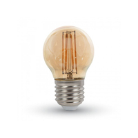E27 LED Edison Light Bulbs Canada, Light LED Bulb, Gold Filament Lamps