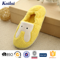Cartoon Yellow Led Shoes For Women