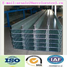Factory price Metal Steel Solid C Channel with CE, ISO
