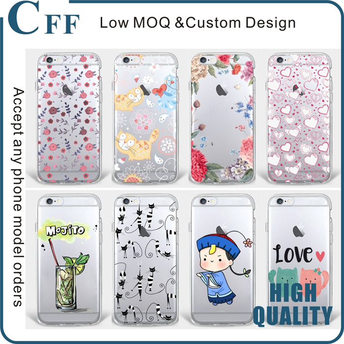 Amazon hotsell cartoon For iphone 7 case silicone 6S 5 5S SE 5C 6Plus 6SPlus Cover For samsung galaxy C5 Case
