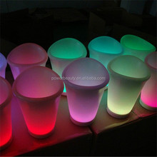 plastic ice table cooler led cooler party cooler