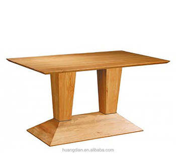 Ramses Dining Table In Solid Hardwood Cheap Restaurant Furniture Cheap Dining