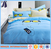 new design kid100% polyester bed sheet 4pcs bedding set luxury king size bedding sets cheap kids car printed 3d bedding set