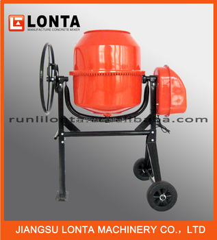 Chinese exports manual mini concrete mixer high demand products in market