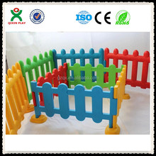 CE standard safety colorful indoor and outdoor children play fence QX-162B