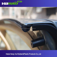 produce and supply auto trunk edge rubber / door and window seal strip for car