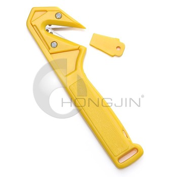 Hongjin Safety Boxes Cutter with Replaceable Blage