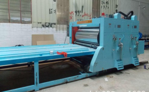 Carton Printing Slotting Die-Cutting Machine