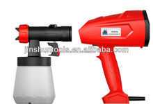 JS Quick release from pistol, HVLP spray gun 350W, JS-HH12A