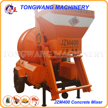 famous brand JZM400F self loading concrete mixer china