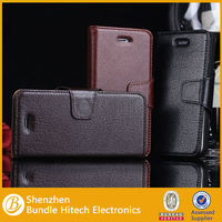 Real cow leather for iphone 5 wallet case, for iphone 5 leather wallet case, for iphone 5 cell phone case