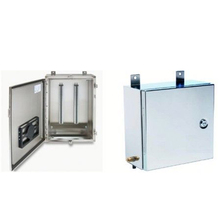 Electrical stainless steel enclosures telephone wire junction box