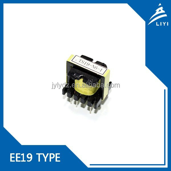ee-19 vertical ferrite core flyback transformer from Chinese Factory