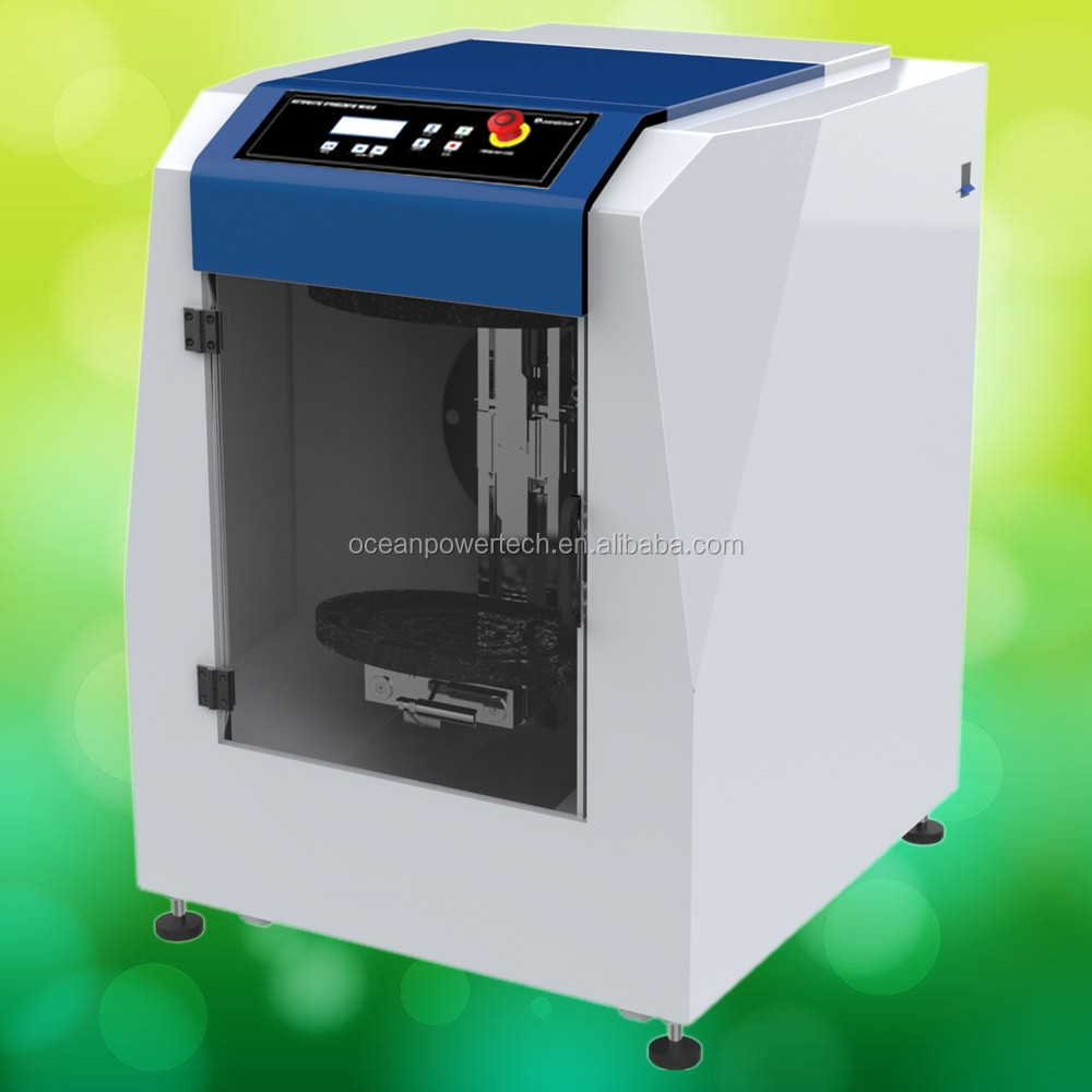 Max. 30kg LCD control panel automatic gyroscopic paint mixing machine / car paint mixer / paint manufacturing equipment