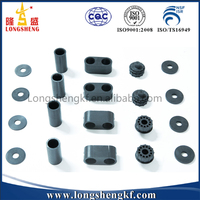 Silicone Flat Rubber Rod O Rings