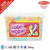 5055 Super Sour Neno Worms Candy With Halal Certificate