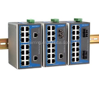 EDS-205A-S-SC_ MOXA industrial grade non network management type Ethernet switch