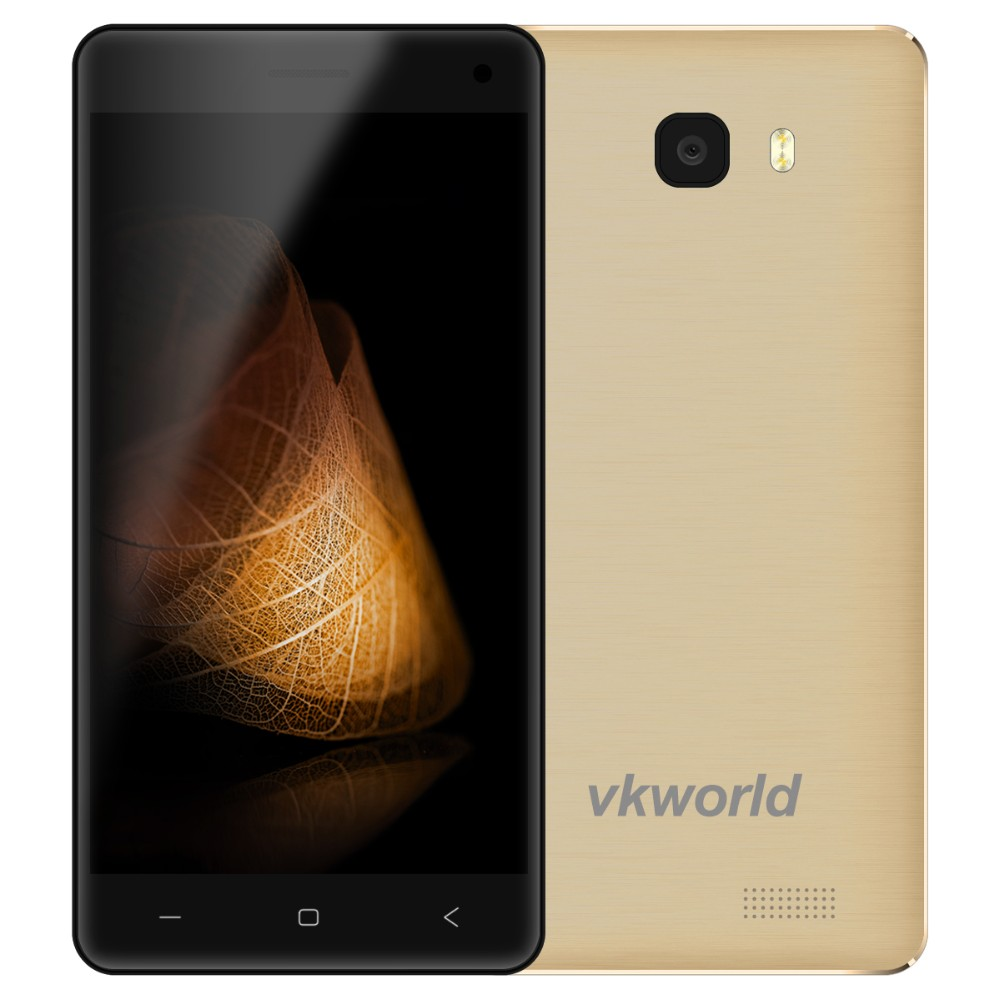 VKworld T5SE Low Price China Dual Sim Mobile Phone 5 inch android 5.1 MTK6580 Quad Core Camera 8Mp RAM 1G+ROM 8G 4G Smart Phone