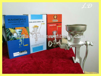 Hand Operate Corn Grinder 500# Short Hopper