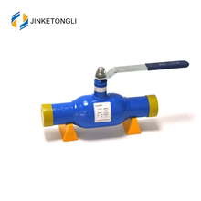 directly sale handle one way gas service valve underground ball valve long stem