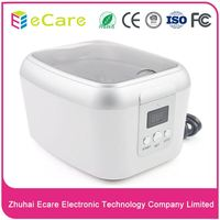 Good quality personal vcd ring ultrasonic cleaner