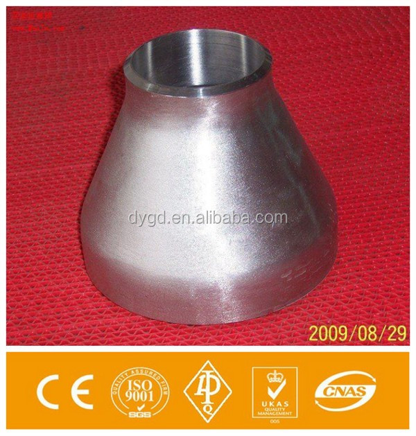 High Quality Seamless Stainless Steel Butt-welding Fitting 306 Con/Ecc Reducer