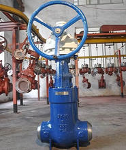 Power Station Butt Weld Gate Valve Manufacture