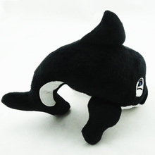 Custom 6 Inch Stuffed Sea Animal Soft Toy Shark Plush Toys