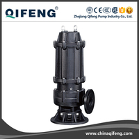 WQ non-clog sewage submersible pump