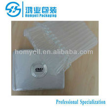 high quality lower price plastic inflatable air column bag for DVD new pack