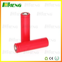 Free Sample!Sanyo Original li-ion battery cell ncr18650b 3400mah 3.7v Lithium ion cylindrical rechargeable battery 18650