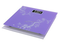 180kg Electronic digital glass personal human weighing scale