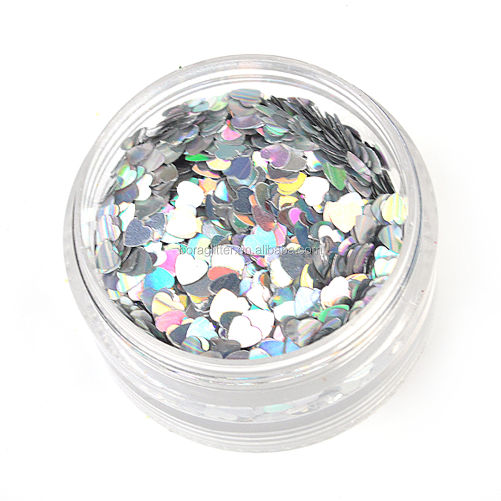 Various shape glitter sequins