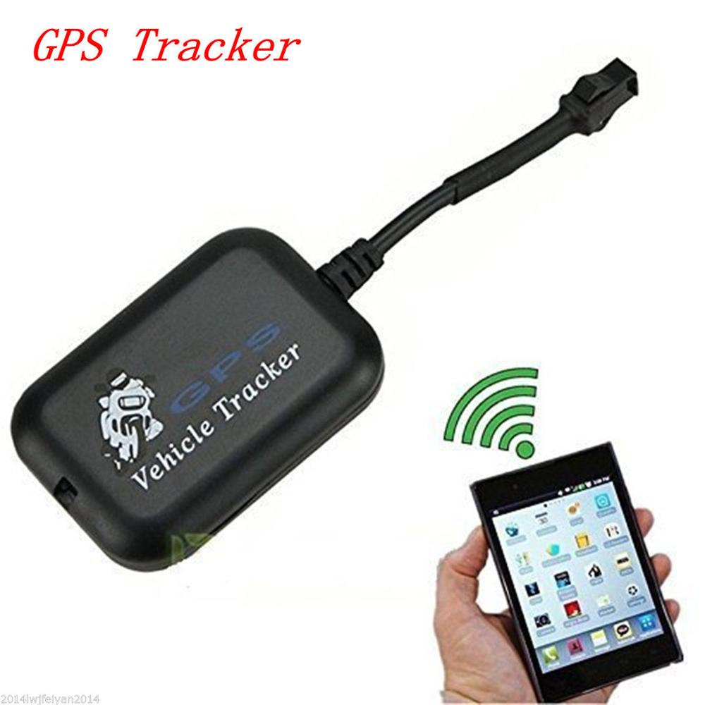 Car Vehicles Locator GSM GPRS GPS Real Time Tracker Anti-Theft Tracking Device
