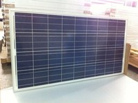 120w poly paneles solare on sale commercial solar panel