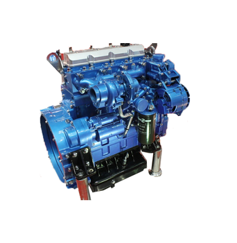 4 cylinders water cooling SCEC diesel engine SC5DK180 for marine