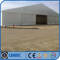 Warehouse Tent Type and Heavy Duty Scale fabric building