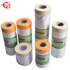 A variety of purposes Factory direct sale blue Pre-Taped masking film