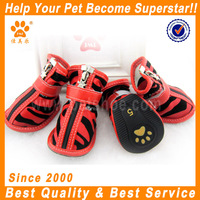 JML hot sale PU leather pet accessories dog fashion shoes wholesale in china nike running shoes