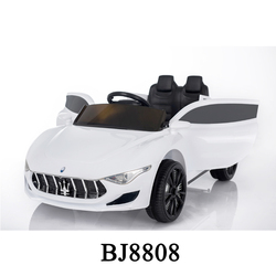 2017 newest 2.4G remote controlled kids pedal 12v battery baby car,rc ride on car for kids,kids ride toy car
