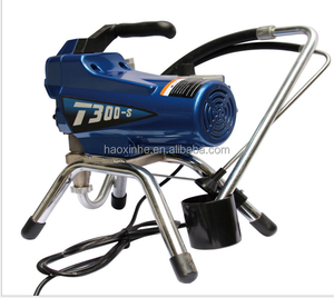 Good price Portable Electric Wall Airless Paint Spraying Painting Machine