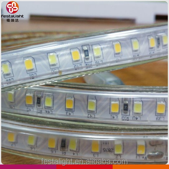 Smd 2835 Led Strip 120led/m White+warm White Cct Adjustable Led Strip